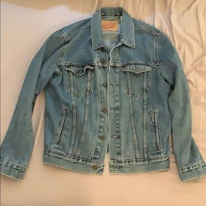 Levi's Men's Denim Trucker Jacket (M)